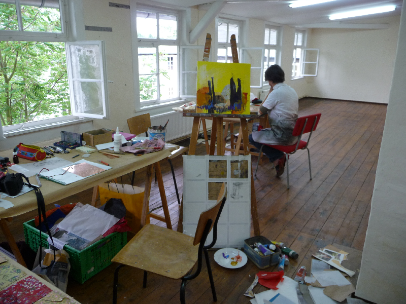 Atelierhaus | Thüringische Sommerakademie
