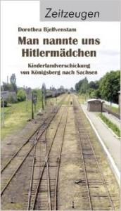 Bjelfvenstam_Hitlermädchen_Buchcover