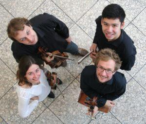 21.8. Kammermusikwoche Eliot Quartett